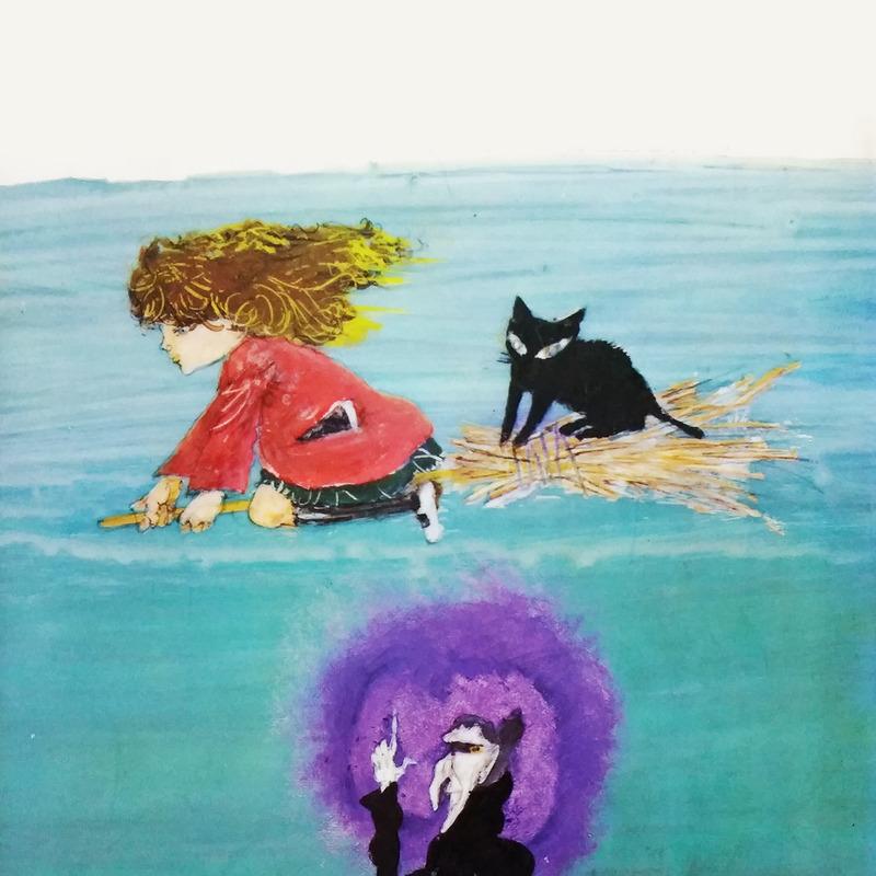 スタフオジブリから独立した米林監督の長編第一弾『メアリと魔女の花』の公開が発表されました!その原作となった児童小説『小さな魔法のほうき』は、とても素晴らしい