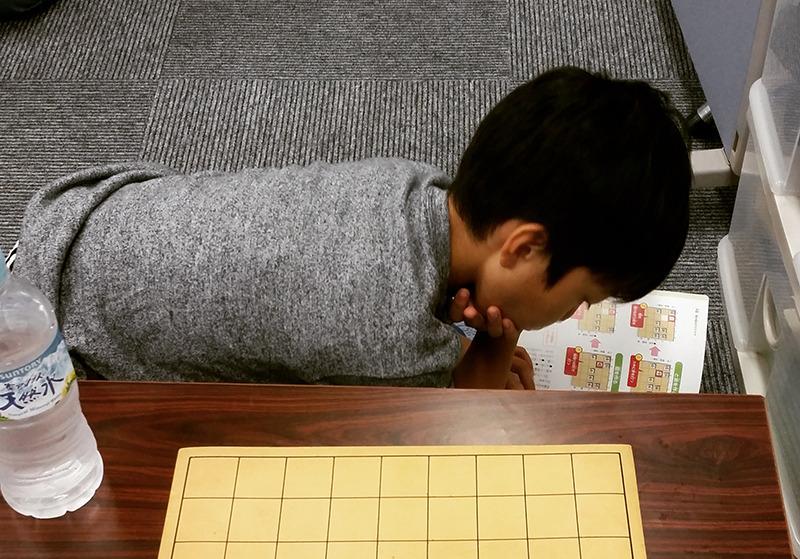 写真:江戸川橋・翔風館リーグ戦にて