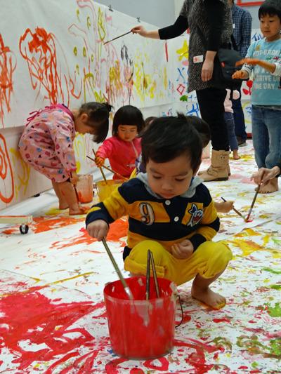 親子のフリーゾーンアーカイブ - 横浜美術館ブログ
