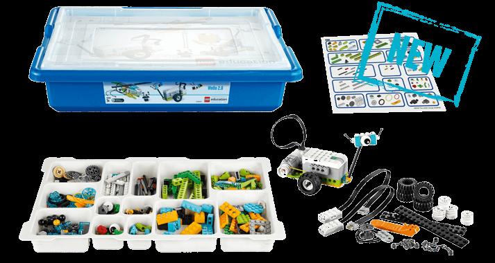 LEGO.com エデュケーション 45300 レゴ® WeDo2.0 基本セット