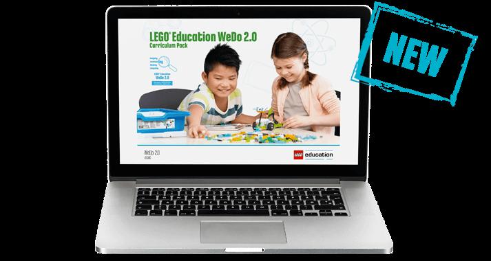 LEGO.com エデュケーション 205300  レゴ® WeDo2.0 カリキュラムパック