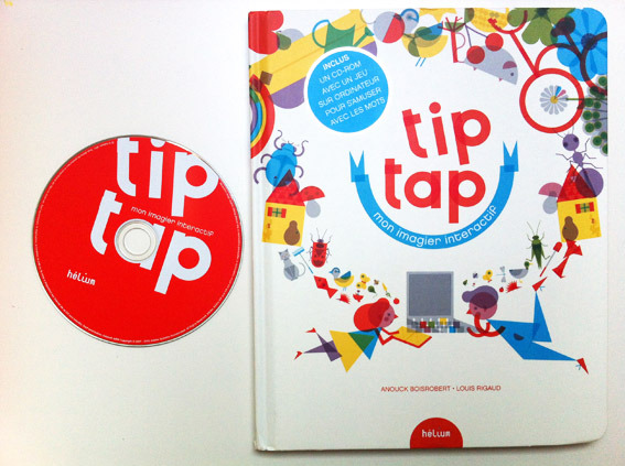 Tip Tap book - Famille Summerbelle
