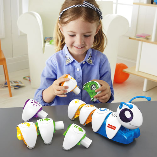 Think & Learn Code-a-Pillar™ - Shop Think and Learn Toys | Fisher-Price