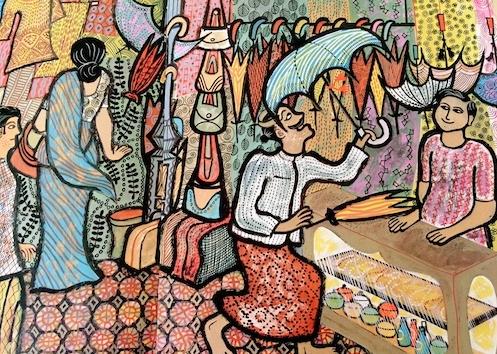 [Monday Reading] Umbrella Thief and Crocoducks – Gathering Books