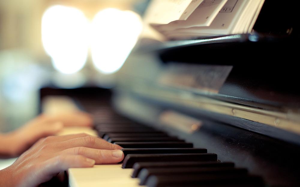 Playing Piano Tumblr - wallpaper.