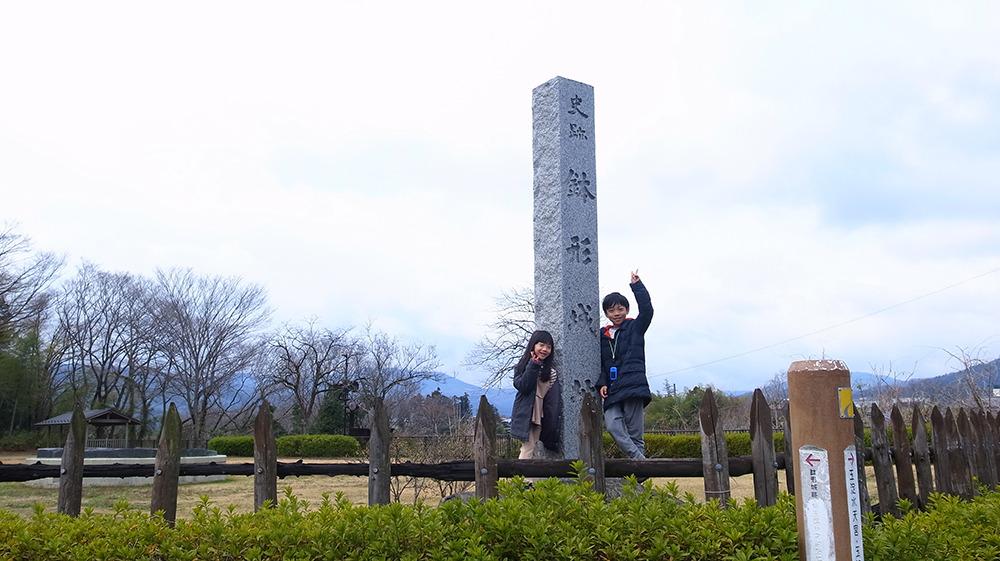 鉢形城・笹曲輪