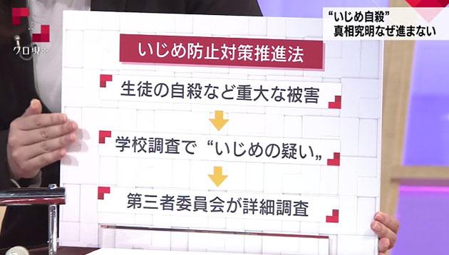 """なぜ続く""""いじめ自殺"""" ~子どもの命を救うために~ - NHK クローズアップ現代+"""
