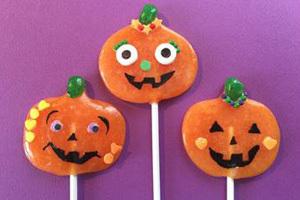 ハロウィンお菓子教室