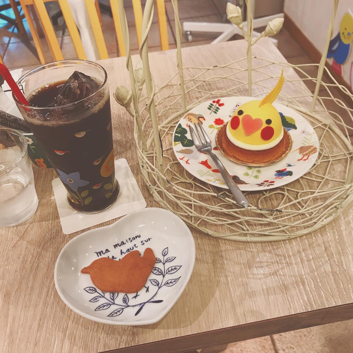ことりカフェ表参道店
